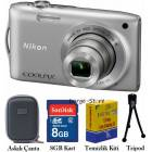 Nikon s3300 16MP HD Dijital Foto�raf Makinas�