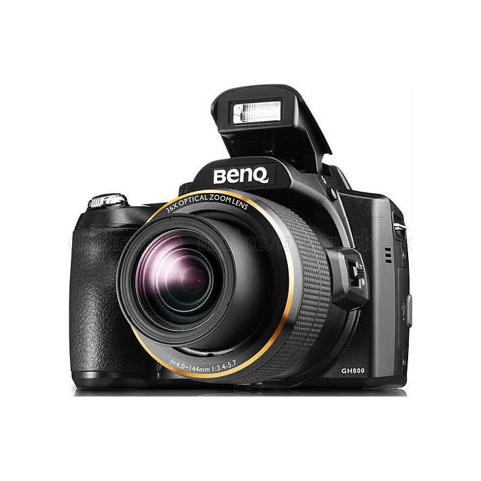 "BENQ GH-800 18MP 36X Opt.Zoom 3"" LCD Ekran HD"