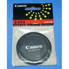 CANON 67mm Snap On LENS KAPA�I, OBJEKT�F KAPA�I