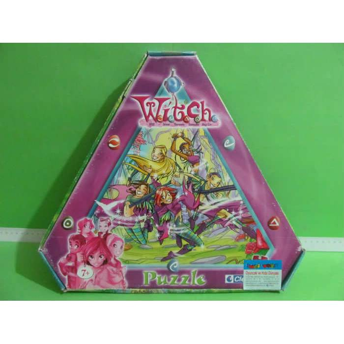 WİTCH  PUZZLE (STK009273)