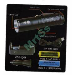 5WATT ZENON S�STEN CREE LED EL FENER� M�TH��