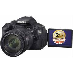 Canon EOS 600D 18-135mm  REBEL T3�  �OK F�YAT