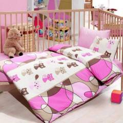 Cotton Box 27007 Bebek Pike Tak�m� Pisi Pembe