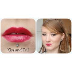 MUA Shimmer Intense Kisses Kiss and Tell
