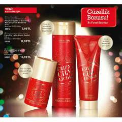 ORIFLAME FAIRY CITY LIGHTS EL KREM,DEODORANT,DU�