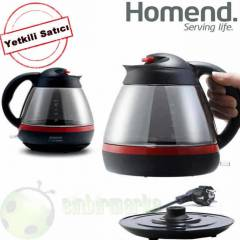 Homend 1605 Thermo Water Cam Kettle Su Is�t�c�