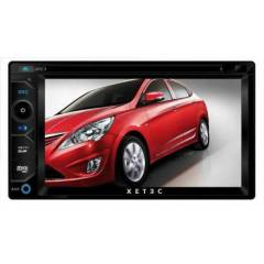 XETEC DS6202 GPS/DVD/VCD/TV/BLUETOOTH MULT�MED�A