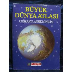 B�y�k D�nya Atlas� Co�rafya Ansiklopedisi msc