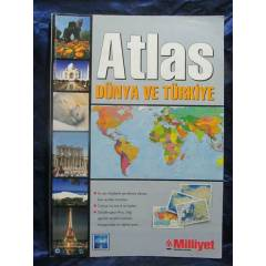 Atlas D�nya Ve T�rkiye msc