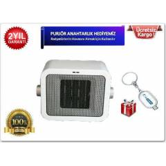 in-therm ST-105 Magic Radio Fanl� Is�t�c� BEYAZ