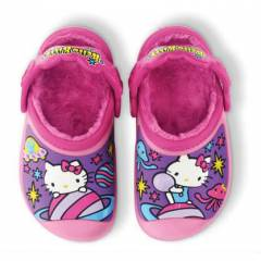 CROCS HELLO KITTY SPACE ADVENTURE KI�LIK