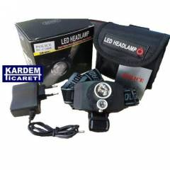 Police PC-C1808 Power Led Kafa Feneri 120 L�men