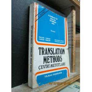 TRANSLATION METHODS �EV�R� METOTLARI-Y. HASDEM�R
