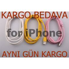 For iPhone 5/S �arj Aleti 1.5 Metre Kal�n Kopmaz