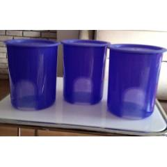 TUPPERWARE A�IKG�Z 3 L� SET (3*125ml)