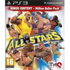 PSX3 WWE ALL STARS MILLION DOLLAR MAN