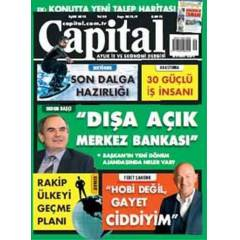 Do�an Burda Dergi Capital Dergisi