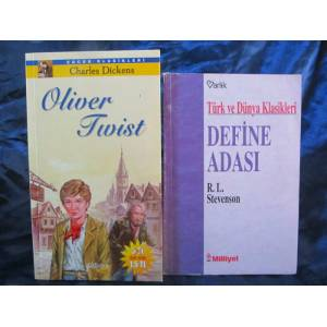 Define Adas� / Oliver Twist 2 Kitap msc