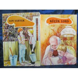 Tom Sawyer / K���k Lord 2 Kitap msc