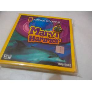 NATIONAL GEOGRAPHIC - MARVI HAMMER 9 ADET VCD
