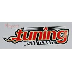Tuning T�rkiye Oto Sticker Playcar