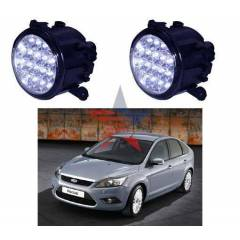 M-Light Ford Focus 2008 G�nd�z Ledli Mavi Sis La