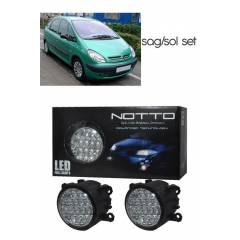 M-Light Citroen Picasso G�nd�z Ledli Beyaz Sis L