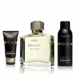ORIFLAME ECLAT  FOR MEN+SPREY DEO+TRA� BALMI SET