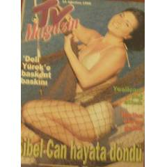 TV MAGAZ�N 1999 HAR�KA AVCI-S�BEL CAN