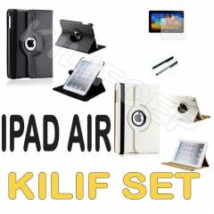 ipad air KILIF 360° DÖNEBİLEN FULL SET