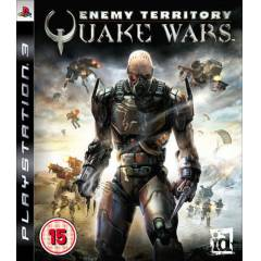 ENEMY TERRTORY QUAKE WARS PS3 �OK F�YATA KA�MAZ