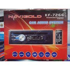 NAVIGOLD KF-7266 15Wx4 RADIO SD USB MP3 OTO TEYP