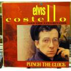 ELVIS COSTELLO - PUNCH THE CLOCK LP