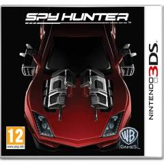 SPY HUNTER 3DS PAL SIFIR AMBALAJINDA