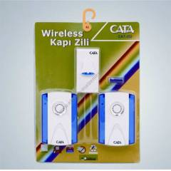 Cata Cat-202 Uzaktan Kumandal� Wireless Zil