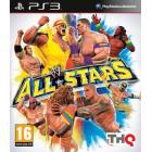 PSX3 WWE ALL STARS BUNDLE