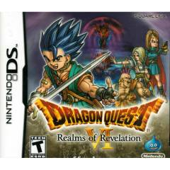 DRAGON QUEST 6 REALMS OF REVELATION DS SIFIR