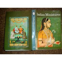 INDIAN MINIATURES MARIO BUSAGLI 1969 Minyat�r