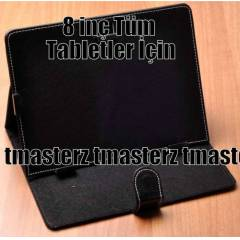 "8"" in� Tablet PC K�l�f Standl� Kapakl�"