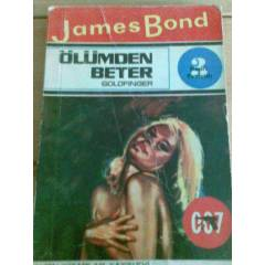 �L�MDEN BETER / JAMES BOND �:G�LTEN SUVEREN 1965