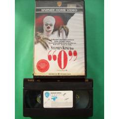 STEPHEN KING'DEN ''O'' -VHS