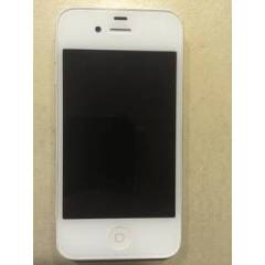 APPLE IPHONE 4S BEYAZ 16GB-CIZIKSIZ