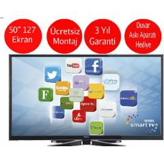 VESTEL SMART 50PF7070 127 EKRAN LED TV 400 HZ