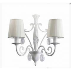 36682/31/LI WALTZ wall lamp white 2x40W 230V