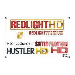 12 Kanal 6 Ay Full HD Sct paketi Redlight HD