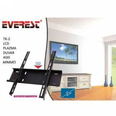 EVEREST TK-2 10-32 LCD PLAZMA Duvar Ask� Aparat�
