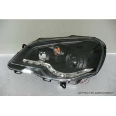 VW POLO 9N2 2005-LEDL� DRL �N FAR LED Style �ON