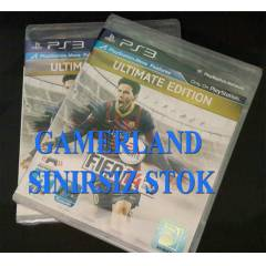 Fifa 14 2014 PS3 Ultimate Edition SIFIR KUTUSUND
