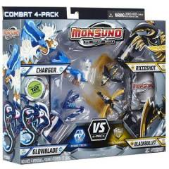 MONSUNO COMBAT 4 L� SET -  FIRSAT �R�N !
