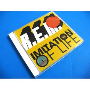 CD R.E.M REM Imitation Of Life SINGLE ***